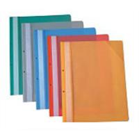 plastic PP binding clip report file