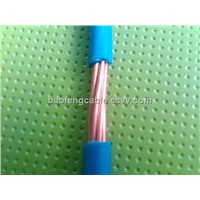copper core pvc insulated stranded wire