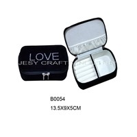 Zipper Jewelry Box(B0054)
