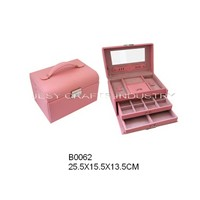 Cosmetic Jewelry Box(B0062)