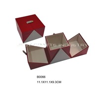 Leatherette Perfume Box(B0066)