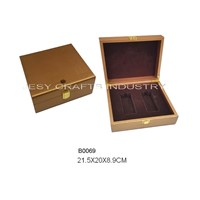 Customized PU Gift Box(B0069)