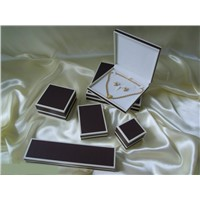 Leatherette jewelry box(CTB series)