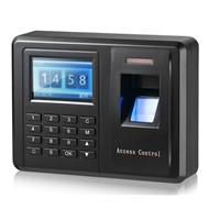 Fingerprint ACS & Time Attendance(Multi-language)