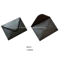 envelop shape name card case(G0013)
