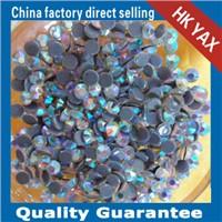 High quality crystal AB glass rhinestone for sale