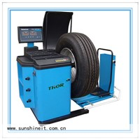 Hottest selling wheel balancer,wheel repair machine,ce wheel balancer