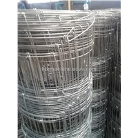 Galvanized Hinge Joint Knot Fence