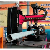 square tube cnc plasma cutting machine