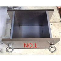 150mm Steel Cube Mould