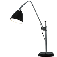 2015 new product black table lamp