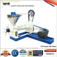 Oil Presser with Motor (K8006210)