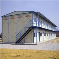 RX Low Cost Prefabricated House for sale