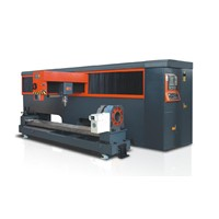 Automatic CNC Laser Steel Pipe/Tube Cutting Machine