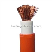 PVC welding cable battery cable