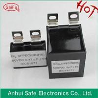 HOT SELL CBB15 5UF Metallized polypropylene film run capacitor