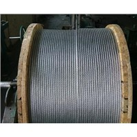 galvanized guy strand/stay wire/ guy wire/ conductors cable