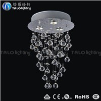 modern crystal  chandelier lighting fixture pendant lamp ceiling light