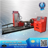 CNC Plasma Intersection Cutting Machine For Pipe Cutting