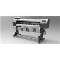 1440dpi DX5 head print eco solvent printer with hot sell