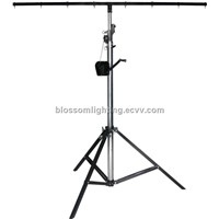High Quality Steel Three-foot Hand Stage LED Light Stand (BS-2706)