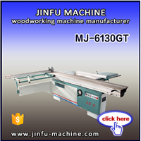 JINFU MJ-6130GT Panel saw (saw blade angle adjustable at 45-90 degree)