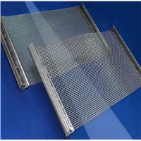 high quality low carbon steel wire Mine Sieving Mesh