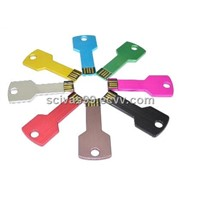 Lovely key usb flash drive ,top quality u disk ,1-64 GB ,factory price