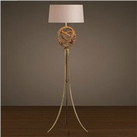 European style home floor lamp vintage