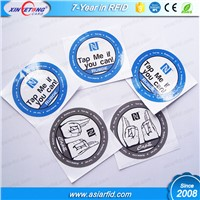 13.56MHZ NTAG213 NFC Tag Stickers Factory Price