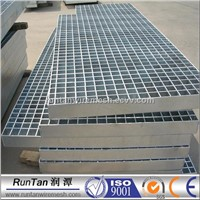 Galvanized Steel Grating (factory)/Steel Grating Serrated I type