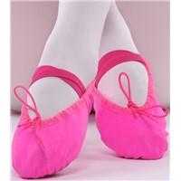 Canvas Ballet Shoes, Soft Ballet Shoes