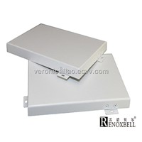Cream White Aluminum Solid Panel For Building Material