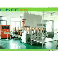 Fully Automatic Aluminium Foil Container Making Machine LK-T63