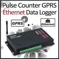 Pulse Counter Wireless GPRS Ethernet Data Logger