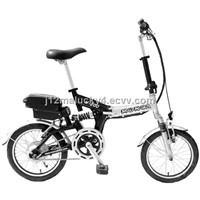 Smart electric folding bike with CE approved