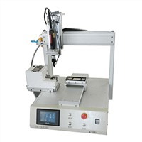 YL-SLS331  3 axis robot arm desktop electri screwdriver machine