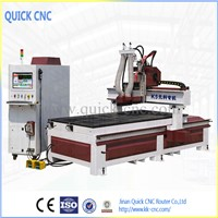 CNC Router for Making Wood Porous K5