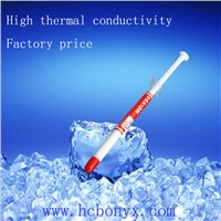 high thermal conductivity thermal grease for cpu cooler