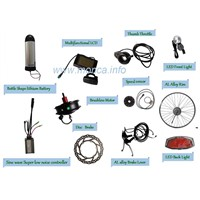 250W 36V CE Approved Electric Bicycle Kits (MK005)