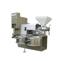 Automatic Oil Press machine, Integrated Oil Press Machine, Screw Oil Press Machine