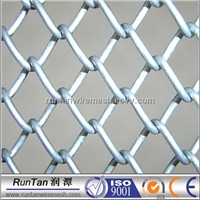 galvanized chain link fence/used chain link fence/plastic chain link fence