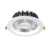 3 yearsCE dimmable ce rohs cob led downlight with factory price