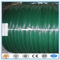 High Quality Corrosion Resistance PVC Coated Iron Wire For Binding Wire And Making Wire Mesh
