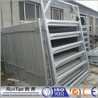 high quality galvanized Trail Riding panels /Horse Corrals/portable panels/ranch fencing panels