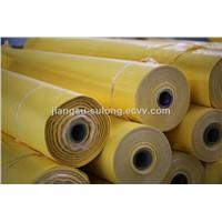 PVC coated fabric for ventilation hose