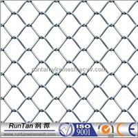 china Chain Link Wire Mesh Fencing , PVC Coated Chain Link fences