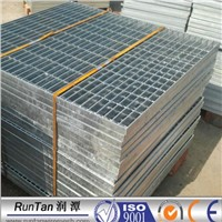 galvanized walkway grating,galvanized steel grating platform,galvanized floor industry grating