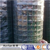 pvc coated weave welded wire mesh euro fence mesh