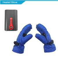 Heating Pad Power Heating Device 3.7V7.4V for Gloves/Pants/Shoes Etc